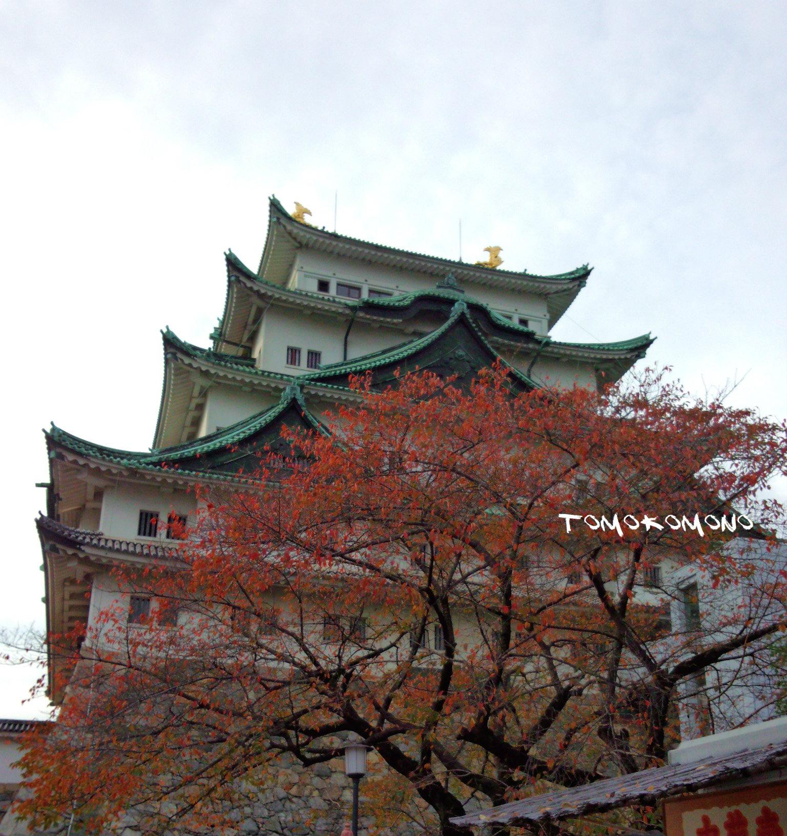 名古屋城秋の陣で手軽にテーマパーク気分